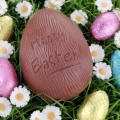 Happy Easter... chocolate eggs